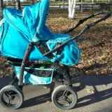 Детская коляска. Фото 2. Радужный.