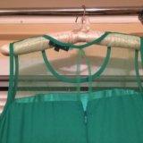 Платье зеленое, вечернее. Фото 2. Курск.