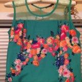Платье зеленое, вечернее. Фото 3. Курск.