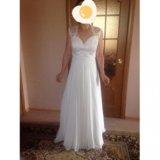 Свадебное платье , туфли в подарок. Фото 2. Крымск.