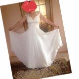 Свадебное платье , туфли в подарок. Фото 1. Крымск.