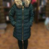 Пальто, пуховик. Фото 1.