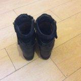 Сникерсы ботинки полусапожки женские. Фото 2.