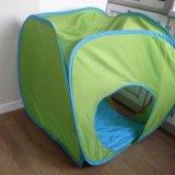Икеа ikea игровая палатка домик с 18 мес. Фото 2.