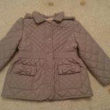 Куртка детская новая демисезонная 98 р-р. Фото 3. Москва.