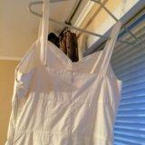 Платье белое. Фото 3.