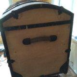 Старинный сундук. Фото 1.