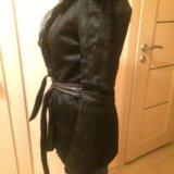 Новая меховая двухсторонняя куртка. Фото 2. Санкт-Петербург.