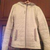 Reebok куртка весна-осень. Фото 1.