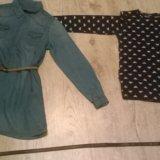 Одежда на девочку 134-146 б\у. Фото 1. Калининград.