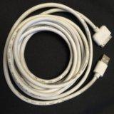 Usb кабель для iphone, ipad, ipod. Фото 2.