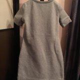 Тёплое платье love moschino. Фото 3. Москва.