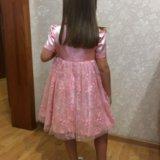 Новое платье детское. Фото 2.