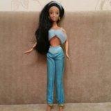 Кукла-диснеевская жасмин. Фото 1.