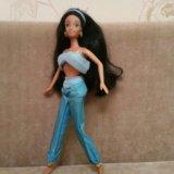 Кукла-диснеевская жасмин. Фото 2.