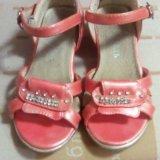 Детскую обувь для девочки размеры 27по 29. Фото 1.