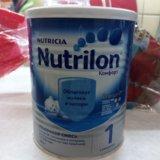 Смесь nutrilon comfort 1. Фото 1. Москва.