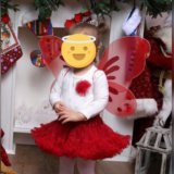 Костюм на праздник для девочки бабочка.. Фото 1. Свердловский.