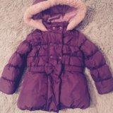 Курточка на девочку размер 92. Фото 1. Москва.