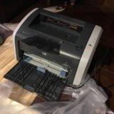 Лазерный принтер hp. Фото 1.