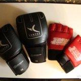 Груша+2 пары перчаток. Фото 2.