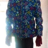 Зимний костюм на девочку. Фото 1. Пермь.