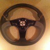 Руль от жиги. Фото 1. Енисейск.
