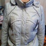Осенне-зимняя куртка. Фото 1. Обнинск.