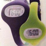Новые электронные часы. Фото 1.