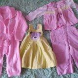 Одежда для девочки(новые). Фото 1.