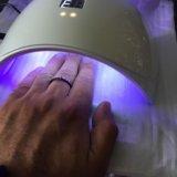 Сушилка для ногтей sun9s 24w. Фото 2.