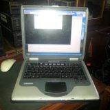 Ноутбук compaq. Фото 1.