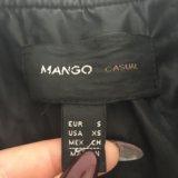 Куртка осенняя mango. Фото 2.