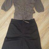 Кофта и юбка. Фото 1.