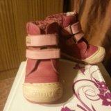 Ботинки для девочки. Фото 3. Новосибирск.