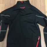 Спортивная разминочная куртка. Фото 3. Москва.