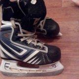 Хоккейные коньки. Фото 1. Прокопьевск.