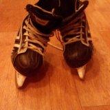 Хоккейные коньки. Фото 2. Прокопьевск.