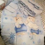 Детский комплект в кроватку. Фото 2.