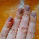Покрытие ногтей гель-лак. Фото 1.