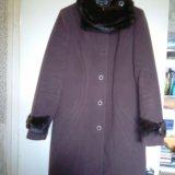 Пальто жен зимнее. Фото 3.