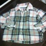 Рубашка на мальчика. Фото 1. Москва.