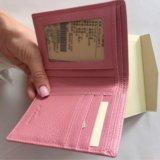 Новый кошелёк 100% нат.кожа. Фото 3.