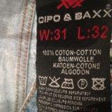 Cipo & baxx мужские джинсы бренд!!! оригинал!. Фото 3.