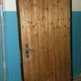 Дверь металическая входная. Фото 1.