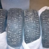 Dunlop ice touch 215/55/17. Фото 1.