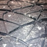 Dunlop ice touch 215/55/17. Фото 4.