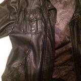 Куртка из натуральной кожи. Фото 1. Новосибирск.
