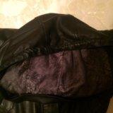 Куртка из натуральной кожи. Фото 3. Новосибирск.