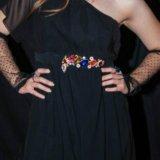 Шифоновое платье. Фото 2.
